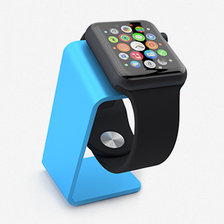 Saat Stand Color for Apple Watch Dock